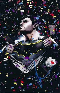 [Batman #50 (Signed Jetpack Jock Confetti Virgin Variant) (Product Image)]