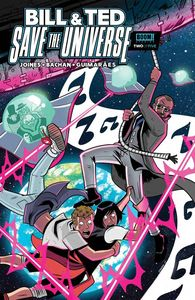 [Bill & Ted Save The Universe #2 (Product Image)]