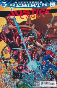 [Justice League #27 (Variant Edition) (Product Image)]