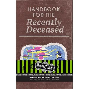 [Beetlejuice: Journal: Handbook For The Recently Deceased (Hardcover) (Product Image)]