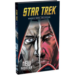 [Star Trek: Graphic Novel Collection: Volume 109: New Frontier (Product Image)]