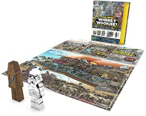 [Star Wars: Where's The Wookiee Collection: Gift Box (Product Image)]
