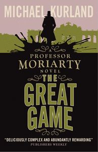 [Professor Moriarty: The Great Game (Product Image)]