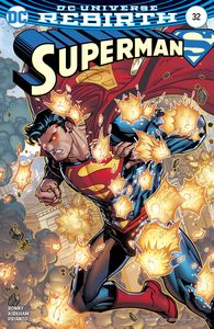 [Superman #32 (Variant Edition) (Product Image)]