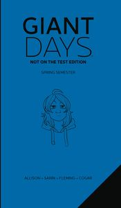 [Giant Days: Not On The Test Edition: Volume 2 (Hardcover) (Product Image)]