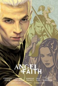 [Angel & Faith: Season 9: Volume 2: (Library Edition Hardcover) (Product Image)]