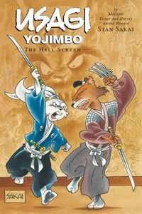 [Usagi Yojimbo: Volume 31: The Hell Screen (Limited Edition Hardcover) (Product Image)]