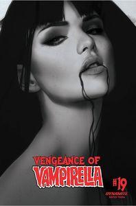 [Vengeance Of Vampirella #19 (Oliver Black & White Variant) (Product Image)]