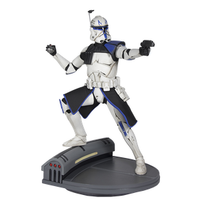 [Star Wars: The Clone Wars: Premier Collection 1/7 Scale Statue: Rex (Product Image)]