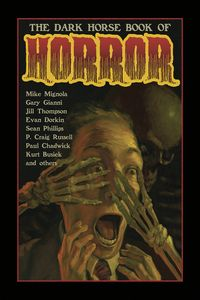 [The Dark Horse Book Of Horror (Product Image)]