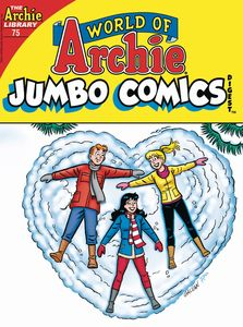 [World Of Archie: Jumbo Comics Digest #75 (Product Image)]