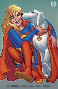 [Supergirl #21 (Variant Edition) (Product Image)]