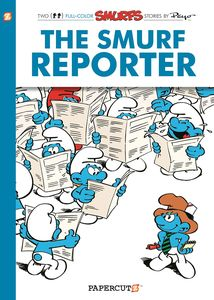 [The Smurf: Reporter (Product Image)]