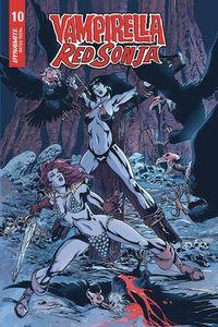 [Vampirella/Red Sonja #10 (Castro Bonus Variant) (Product Image)]