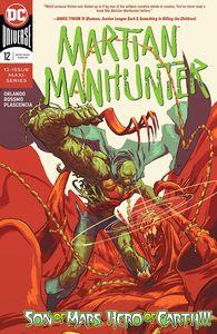 [Martian Manhunter #12 (Product Image)]