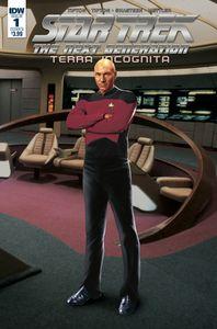 [Star Trek: The Next Generation: Terra Incognita #1 (Cover B Photo) (Product Image)]