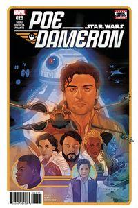 [Star Wars: Poe Dameron #26 (Product Image)]