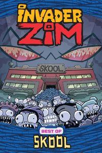 [Invader Zim: Best Of Skool (Product Image)]
