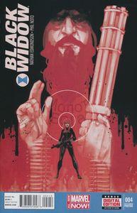 [Black Widow #4 (2nd Printing Noto Variant) (Product Image)]