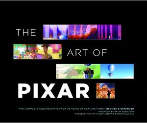 [The Art Of Pixar: The Complete Colourscripts From 25 Years (Revised & Expanded Hardcover) (Product Image)]