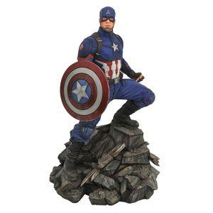 [Avengers: Endgame: Marvel Premiere Statue: Captain America (Product Image)]