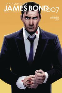 [James Bond 007 #4 (Cover C Moustafa) (Product Image)]