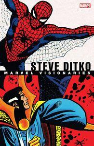 [Marvel Visionaries: Steve Ditko (Product Image)]
