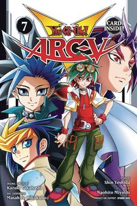 [Yu-Gi-Oh! Arc V: Volume 7 (Product Image)]