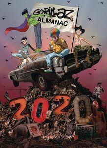 [Gorillaz Alamanac (Hardcover) (Product Image)]