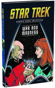 [Star Trek Graphic Novel Collection: Volume 98: Star Trek The Next Generation: War & Madness (Product Image)]
