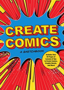 [Create Comics: A Sketchbook (Product Image)]