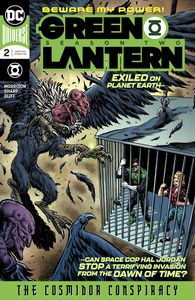 [Green Lantern: Season 2 #2 (Of 12) (Product Image)]