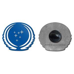 [Star Trek: Discovery: Enamel Pin Badge: 32nd Century Federation Logo (Product Image)]