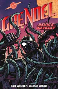 [The cover for Grendel: Devils Odyssey #2 (Cover A Wagner)]
