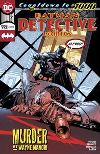 [Detective Comics #995 (Product Image)]