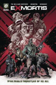 [Exmortis: The Complete Graphic Novel (Product Image)]