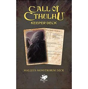 [Call Of Cthulhu: Keeper Deck: The Malleous Monstrorum (Product Image)]