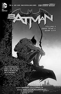 [Batman: Volume 5: Zero Year Dark City (Hardcover) (N52) (Product Image)]