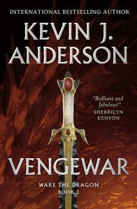 [Wake The Dragon: Book 2: Vengewar (Hardcover) (Product Image)]