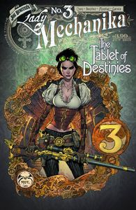 [Lady Mechanika: Tablet Of Destinies #3 (Product Image)]