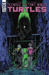 [Teenage Mutant Ninja Turtles: Ongoing #102 (Cover A Campbell) (Product Image)]