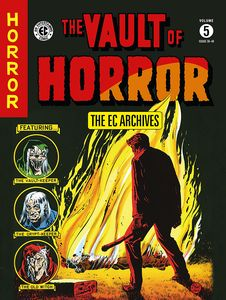 [EC Archives: The Vault Of Horror: Volume 5 (Hardcover) (Product Image)]