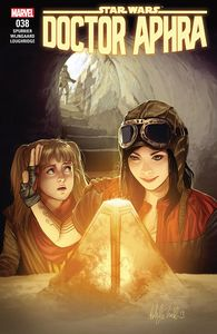[Star Wars: Doctor Aphra #38 (Product Image)]