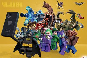 [DC: LEGO Batman: Poster: Best Selfie Ever (Product Image)]