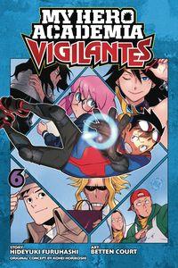 [My Hero Academia: Vigilantes: Volume 6 (Product Image)]