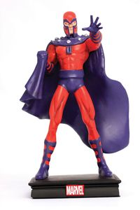 [Marvel Universe: Figurine Collection #10: Magneto (Product Image)]