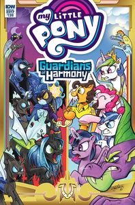 [My Little Pony: Annual 2017 #1 (Product Image)]