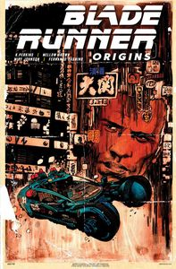 [Blade Runner: Origins (Cover D Robert Hack) (Product Image)]