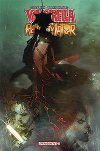 [Vampirella Vs Reanimator #4 (Cover B Sayger) (Product Image)]