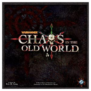 [Warhammer: Chaos In The Old World (Product Image)]